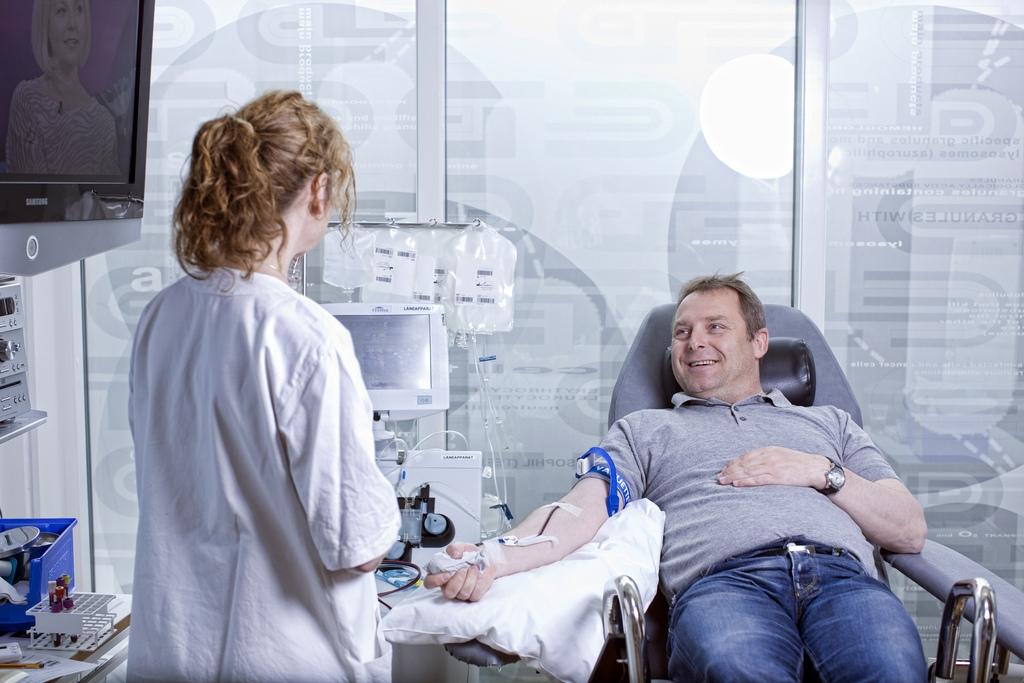hvor ofte gir man blod